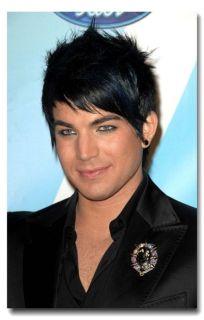 Adam Lambert American Adol Pop Rock Hot Silk Poster 24