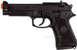 New Metal Plastic 280 FPS Airsoft Pistol Beretta Spring Hand Gun 6mm