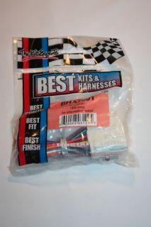 Best Kits BHA7001 Aftermarket Radio Wiring Harness