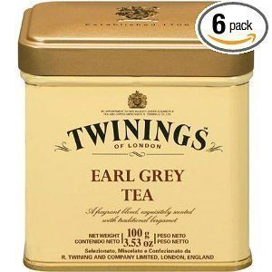 Twinings Earl Grey Loose Tea Tins 3 53 Ounce Tins