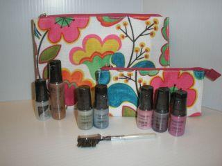 Luminess Air Airbrush Makeup Gift Set Eye Shadow Kit Sealer Bronzer