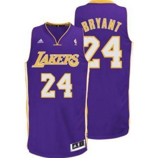 Angeles Lakers Kobe Bryant Adidas Purple Swingman Jersey Sz 4XL