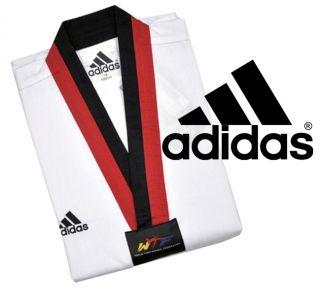 100 Adidas WTF Taekwondo Poom DOBOK Uniform SIZE00000