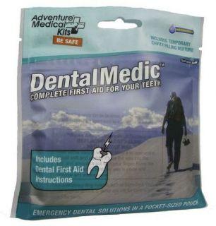 ADVENTURE MEDICAL DENTAL MEDIC KIT survival, emergency NEW
