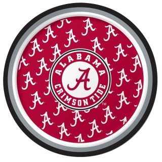 alabama crimson tide dessert plates 8 includes 8 dessert plates 207124