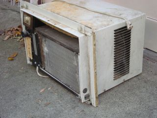 Old Chrysler Airtemp 5 000 BTU Window Air Conditioner For Parts