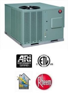 Rheem 80 000 BTU 80 Gas Package Air Conditioner RRNLB036JK08E