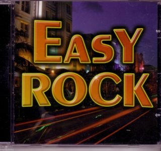 Easy Rock Razor Tie CD Classic 70s 80s as Seen on TV Air Supply
