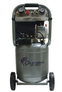 California Air Tools 210DLV Oil Lubricated Air Compressor