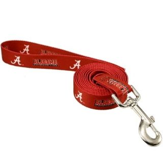 Alabama Crimson Tide Dog Collar and Leash