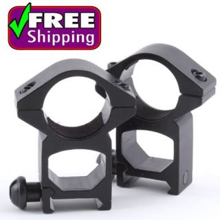 Brand New Tall Tactical Rifle Scope Ring Mount for Universal 20mm