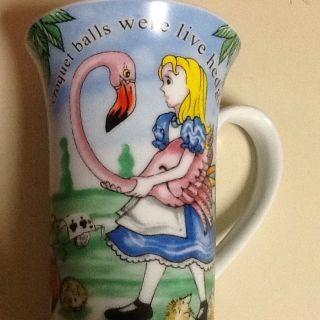 Alice in Wonderland Queen of Hearts Paul Cardew Cup