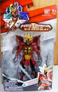 2012 Power Rangers Shogun Ranger Super Samurai 4 5 Action Figure New