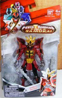 2012 Power Rangers Shogun Ranger Super Samurai 4 5 Action Figure New
