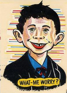 magazine alfred e neuman souvenir vintage travel water decals stickers