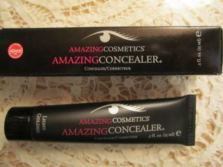 Brand New Amazing Cosmetics Amazing Concealer Light Golden Full Size