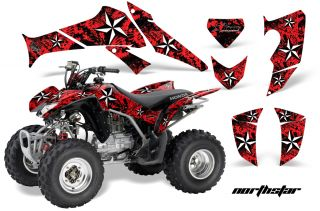 AMR Racing Graphics Honda TRX 250EX 250x Decal Kit Star