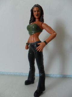 Pacific WWE WWF Wrestling Divas Lita Amy Dumas Action Figure 3