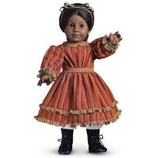 American Girl Doll Addys Striped Dress  Retired
