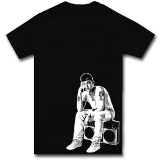 Mac Miller T Shirt Kids Blue Slide Park s M L XL 2XL
