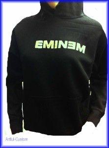 Eminem Hip Hop Rap Pullover Hoodie S