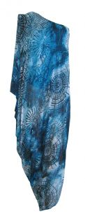 Black Graphic Print One Shoulder Maxi Dress Amira Size 12 New