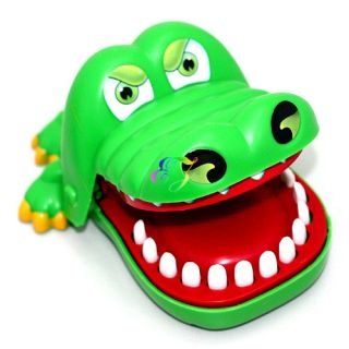 Crocodile Mouth Bite Party Boy Girl Kid Toy Family Game