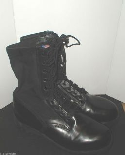 Altama 6877 Black Jungle Original Ripple Boots Rare Size 17 R Army