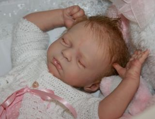 Angels of Delight Nursery Reborn Baby Girl  Victoria  Sculpt