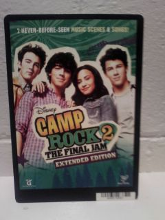 DISNEY CAMP ROCK 2 STORE PROMO MINI POSTER MOVIE CARD DEMI LOVATO