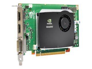 HP NVIDIA Quadro FX 580 FY945AA 512 MB GDDR3 SDRAM PCI Express x16