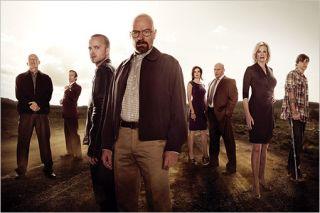 Breaking Bad DVD Complete Season 1 2 3 4 TV Series New SEALED Region 4