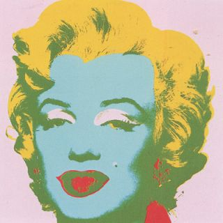 Andy Warhol Sunday B Morning Marilyn 28