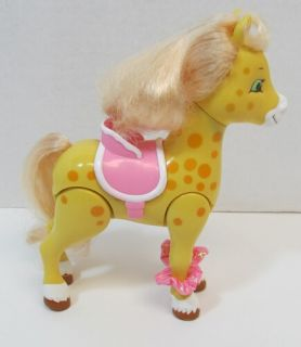 Strawberry Shortcake Honey Pie Pony Saddle Accessories