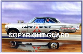 Dick Landys Legendary 65 FX Dodge
