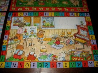 60 PC Jigsaw Puzzles 1993 MB Great American Factory Marc Brown