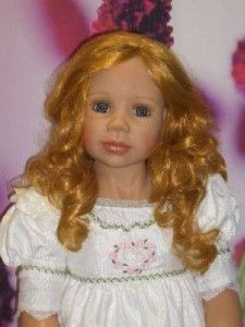 40 RARE Angelina European Edition Masterpiece Dolls Monika Levenig