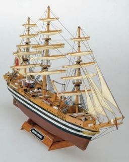 Mini Mamoli wood ship kit AMERIGO VESPUCCI MM 10