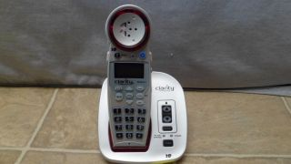 Clarity D702HS Cordless Phone 100 NameNumber