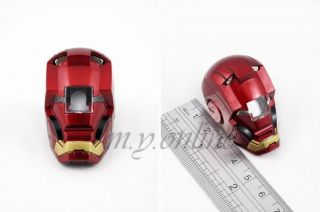 Hot Toys Iron Man Mark VI Figure 1 6 Iron Man Helmet