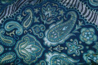 Resell 7PC *Paisley* Zebra Animal Print Faux Silk Comforter Set KING