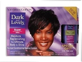 dark and lovely super ultra hair color creme relaxer time