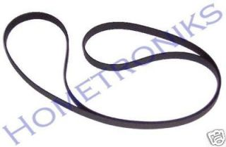 turntable drive belt most acoustic research models ar from united