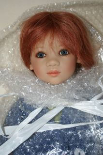 Annette Himstedt Anton Doll (RARE & New in box) Hard to Find