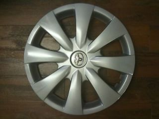 16 NEW AFTERMARKET TOYOTA CAMRY COROLLA SIENNA HUB CAPS HUBCAPS