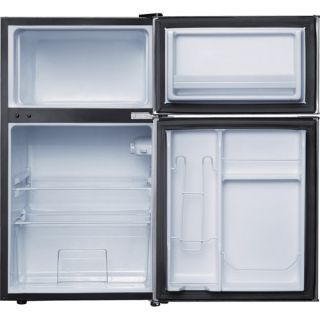 Igloo 3 2 CU ft 2 Door Refrigerator Freezer Compact Mini Room Ice Cube