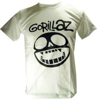 New Gorillaz T shirt size M (20 x 27 inch). (JJ3)