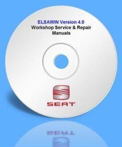 Newly listed SEAT Cupra Ibiza Altea Leon Alhambra ELSAWIN V4.0 Latest