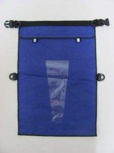 New Aqua Quest Kayak Deck Bag Free Waterproof Dry Bag