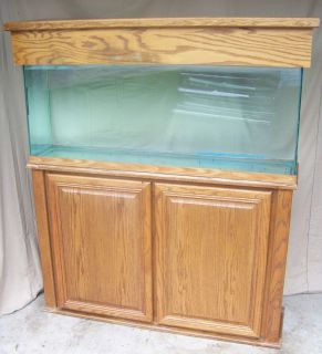 ... Complete 55 Gallon Fish Tank Stand Lights Tops and Canopy ... & 20 Gallon Fish Tank with Stand